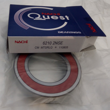 Japan NACHI 6210 2NSE sealed deep groove ball bearing - NACHI 6210 2NSE