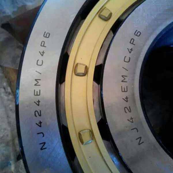 Cylindrical roller bearing NJ424
