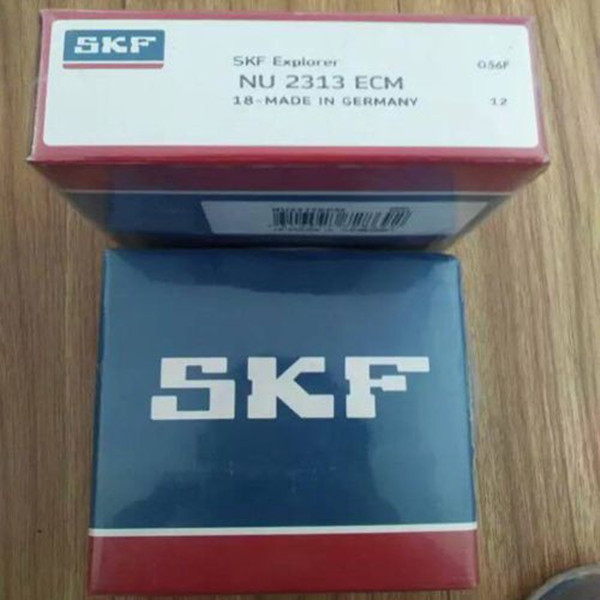 Hot sale NU2313E SKF cylindrical roller bearing in stock - 65*140*48mm