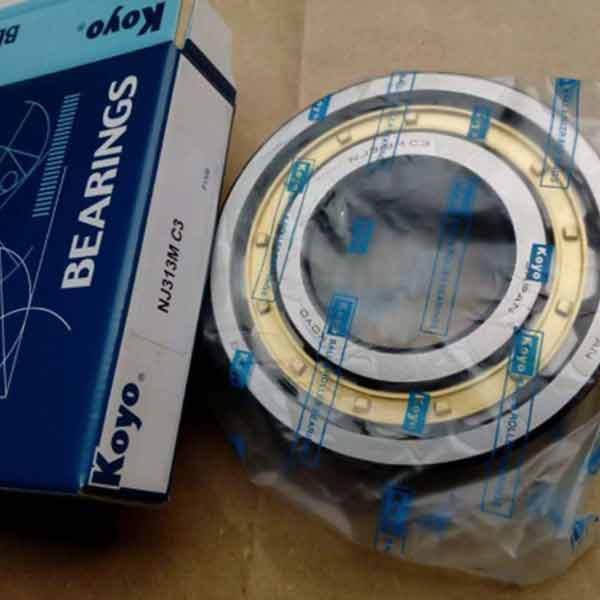 High performance cylindrical roller bearing NJ313