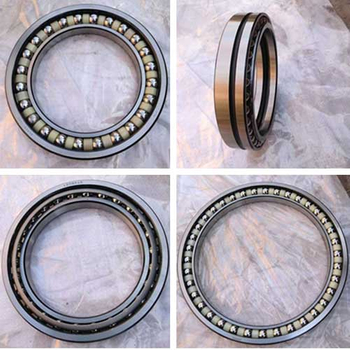 Excavator walking bearing BA220-6A angular contact ball bearing