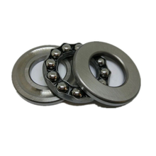 Water pump motorcycle roller starter thrust ball bearing 51126 51128 with NSK bearing price list