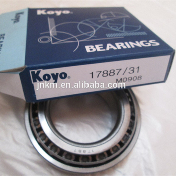 China hot sell 17887/31 wheel bearing with best price in stock - Koyo bearings