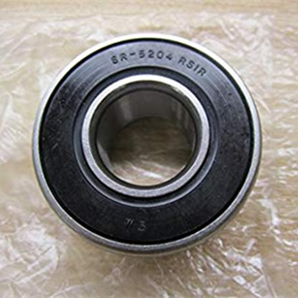 5204 sealed doube row angular contact ball bearing for excavator - Japan bearing