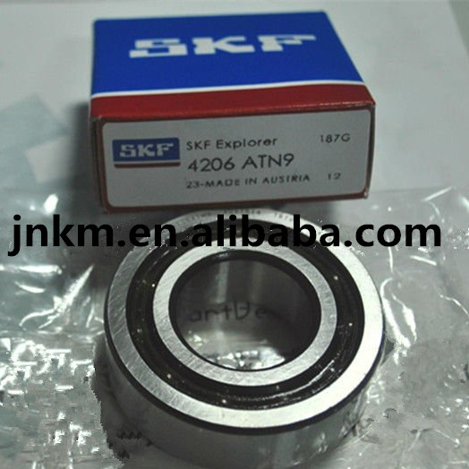 Auto parts 4206 ANT9 double row deep groov ball bearing - SKF bearing